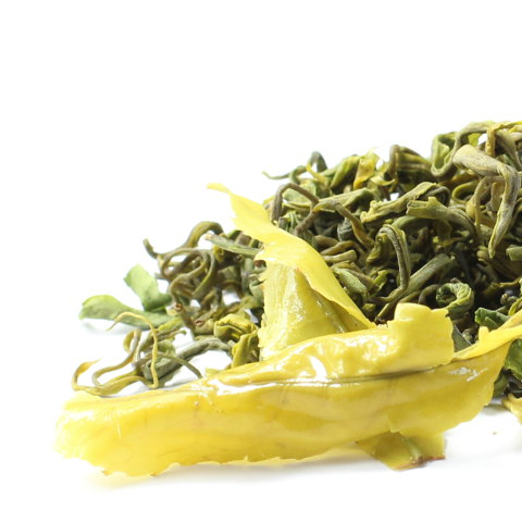 Huiming Monk Yellow tea